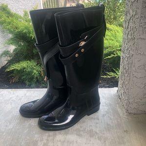 Coach Rain and Snow boots